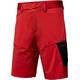 Salewa Pedroc Cargo 2 DST Spodnie krótkie Mężczyźni czerwony